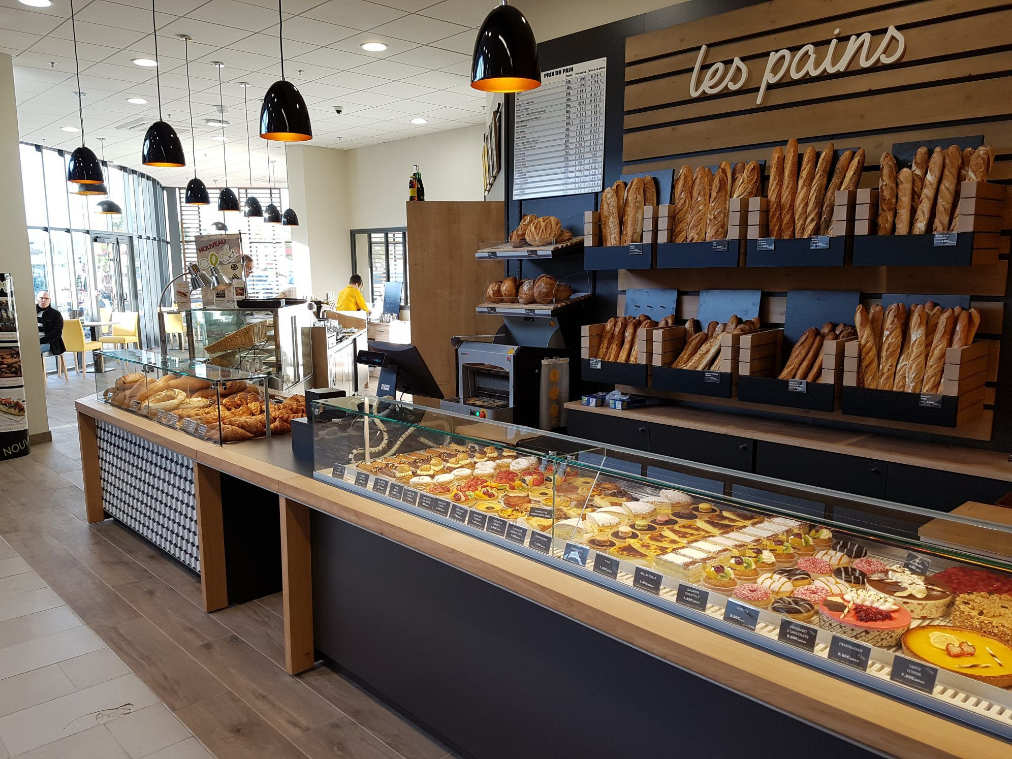 Mobiliers Presentoirs Boulangerie Traditionnelle Someva