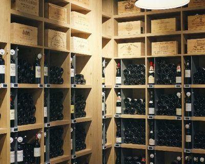 Mobilier rayon cave à vins