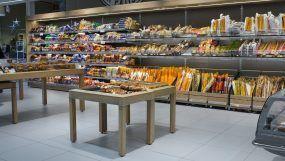 Agencement meubles boulangerie pour le Super U de Bischwiller