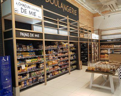 Boulangerie libre service à Blain