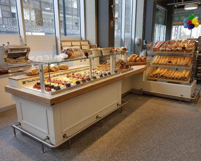 Mobilier réfrigéré boulangerie