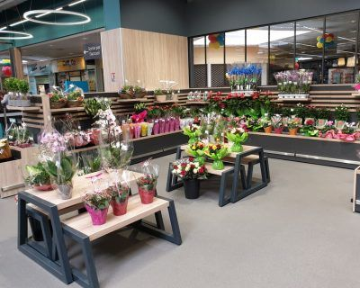 corner fleurs et plantes