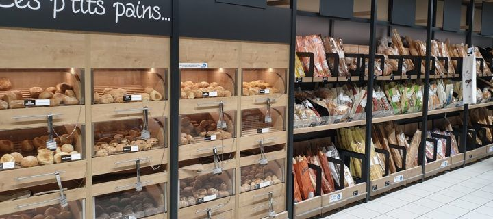 mobilier petits pains