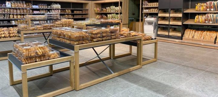 Tables Boulangerie