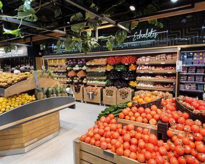 Meuble fruits et légumes