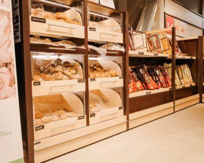 Mobiler boulangerie