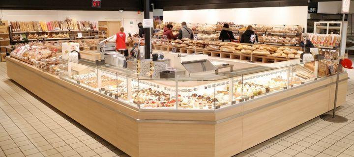 Kiosque Boulangerie traditionnelle